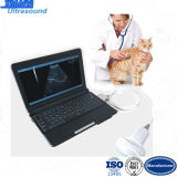 10 scanner portatif d'ultrason d'ordinateur portatif de pouce 2kg pour de petits animaux