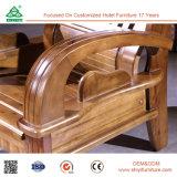 Sofà stabilito di legno delle maschere del sofà