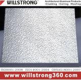 Bobina di alluminio con il reticolo di goffratura per la decorazione della costruzione