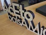 Machine de gravure acrylique de découpage de coupeur de laser de CO2 de verre spongieux de cuir en bois de tissu