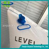 Fabricante Shockproof inflável tecido PP branco do saco de ar das almofadas de estiva de Ppwoven