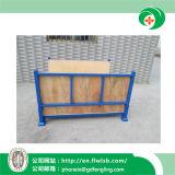 Dobragem Hot-Selling Steel-Wood Rack de empilhamento com homologação CE (FL-182)