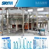 3 à 1 installation de mise en bouteille recouvrante remplissante de l'eau minérale de machine de lavage des bouteilles