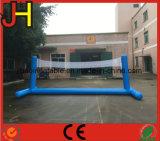 rede inflável do voleibol de encerado do PVC de 0.6mm para a venda