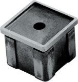 部分を接続する現代階段手すりの手すりのハードウェアの付属品を投げるステンレス鋼
