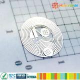 13,56 MHz ISO18092 Dia13mm NTAG 213 mini antenne RFID NFC