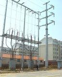فولاذ محطّة فرعيّة بنية كهربائيّة محطّة فرعيّة كتيفة