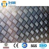 건축재료를 위한 ASTM 2218 고품질 알루미늄 Checkered 격판덮개