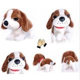 Cute Talking Dog Electronic Peluche Toy