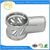 平らな予備品のための中国の工場CNCの精密機械化の部品