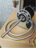 AC van de Motor van de Ventilator van Ysk 110-50-4 AC de Motor van de Ventilator