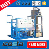 Fábrica de Hielo de tubo de -10 grados Celsius de temperatura de hielo