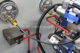 Машина давления одиночного действия 4-Колонки гидровлическая штемпелюя