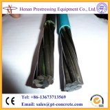 Cnm 7 Wires Post Tension Unbonded PE Coated PC Strand