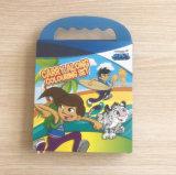 Carry-Along juego de colorear para Niños Los niños la libreta de dibujo con lápices de colores