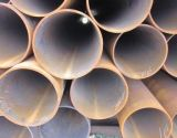 Qualità saldata di Hight della piattaforma del tubo d'acciaio!