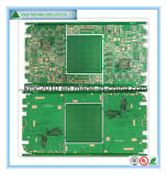 Circuit PCB Multilayer Fr4 avec Or d'immersion (CIT / BGA)