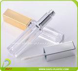 Contenitore liquido del rossetto di lucentezza su ordinazione dell'orlo con la spazzola