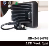 Neue Ankunft und Qualität IP68 imprägniern 8 Arbeits-Licht des Zoll-LKW-40W LED (HB-4240 40W)