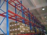 Sistema di memorizzazione di magazzino di racking del pallet
