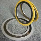 La guarnizione di gomma, PTFE ha legato la guarnizione della gomma di EPDM