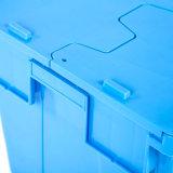 Uso logistico di plastica del contenitore della custodia in plastica