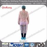 Medizinische nichtgewebte chirurgisches Kleid-/Krankenhaus-Kleidungs-Patienten-Wegwerfkleider