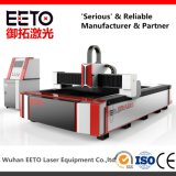 700W Tabela única máquina a laser de metal com gerador de IPG