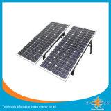 100W самонаводят польза с электрической системы решетки солнечной