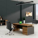 Table de bureau en bois MDF laminé MFC moderne (HF-BS1610)