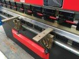 작업 바지는 구조 유압 CNC 압박 브레이크를 용접하고 가공했다