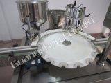 Máquina automática de enchimento e revestimento de disco giratório de 5-150 Ml