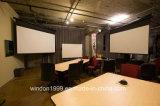 4: 3 100 Zoll motorisierter Projektor-Bildschirm mit Fabrik-Preis