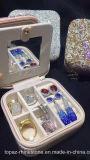 Коробки контейнера красотки косметик случая состава коробки ларца диаманта коробки ювелирных изделий Rhinestone упаковывая (коробка ювелирных изделий TBB-026)