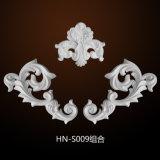 Applique grande del poliuretano en pares para la decoración de la pared