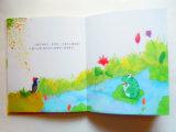 Stampa del libro di storia del libro di bambini di stampa del libro di colori completi