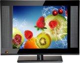 15 17 19 affichage à cristaux liquides sec DEL TV de couleur de pouce HD