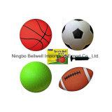 ترويجيّ فسحة [بفك] لعبة يثبت لعبة كرة قابل للنفخ