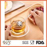 Форма сердца Infuser чая высокого качества Ws-If017 с инструментом чая свободных листьев стрейнера чая ручки
