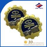 Kenteken van het Leger van het Kenteken van de Herinnering van het Kenteken van de Organisatie van de douane 3D Gouden Nationale
