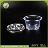 500ml PP 마이크로파 음식 급료 테이크아웃 처분할 수 있는 플라스틱 음식 콘테이너