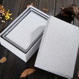 L'estampage à chaud feuille feuille de transfert de chaleur sur la bande d'aluminium boîte cadeau carte cadeau capot table