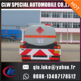 FAW Inox aleación de aluminio de carga de gasolina del buque de petróleo combustible de camiones para la venta