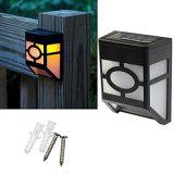lâmpada solar da segurança do jardim 10LEDs