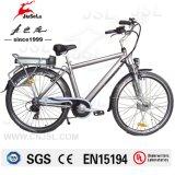 세륨 700C 알루미늄 합금 프레임 250W 무브러시 모터 E 자전거 (JSL-034B)