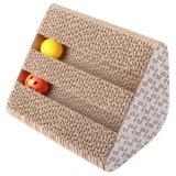 自然紙コルゲートペット用品おもちゃ猫スクラッチボード