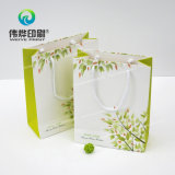 Retail Paper Printing Bags, 2017 New Style, Suitable (for Shopping/Advertizing)