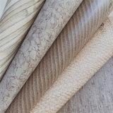 Деревянная кожа пробочки Faux зерна для украшения Hw-735 пола
