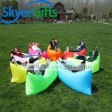 Großhandelsmassenaktien-preiswertes Luft-Couch-Bett-aufblasbares faules Luft-Sofa