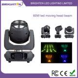 最もコンパクトな60W LEDの移動ビーム段階ライト(BR-60B)